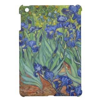 Blaue Iris iPad Mini Hülle