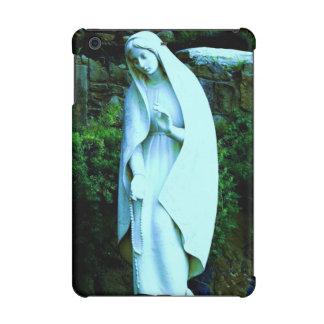 Blaue Jungfrau-Mary-Statue