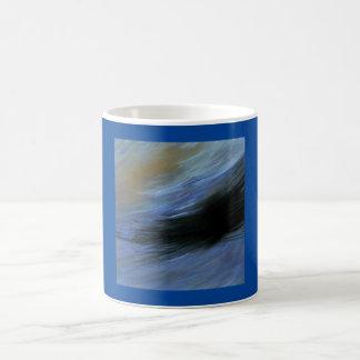 """BLAUE KAFFEE-TASSE 3"" 11 Unze. KLASSISCHE Kaffeetasse"