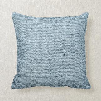 blue jeans kissen. Black Bedroom Furniture Sets. Home Design Ideas