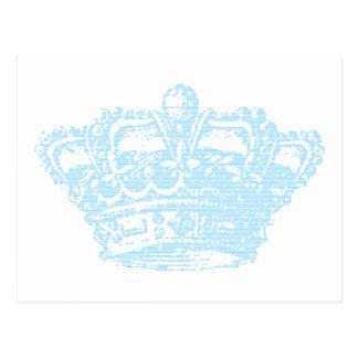Blaue Krone Postkarten