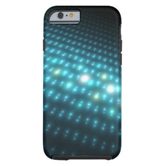 Blaue Kugeln 3D Tough iPhone 6 Hülle