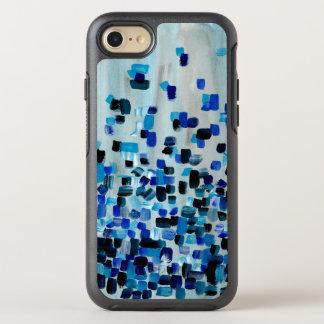 Blaue Kunst OtterBox Symmetry iPhone 8/7 Hülle
