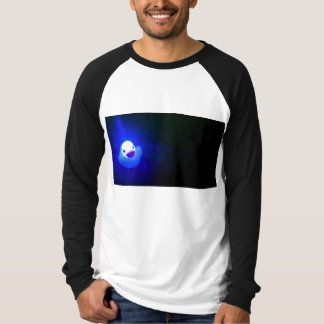 Blaue LED Duckie T-Shirt