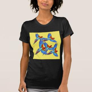 BLAUE MACAW-PAPAGEIEN T-Shirt