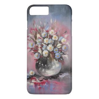 Blaue Mohnblumen iPhone 8 Plus/7 Plus Hülle