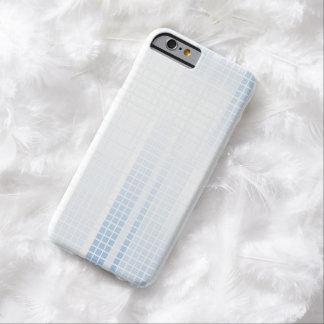 Blaue Mosaik-Fliesen Barely There iPhone 6 Hülle
