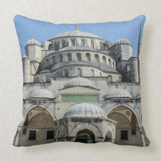 Blaue Moschee in Istanbul die Türkei Kissen