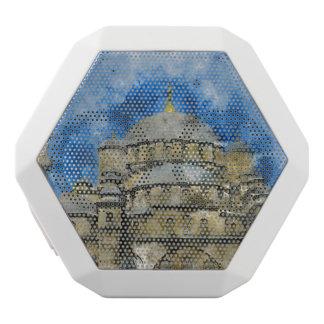 Blaue Moschee in Istanbul die Türkei Weiße Bluetooth Lautsprecher