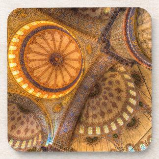 Blaue Moschee Istanbul Getränkeuntersetzer