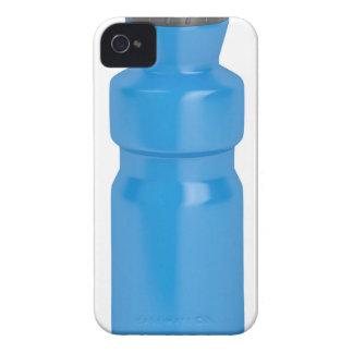 Blaue Plastikflasche iPhone 4 Hüllen