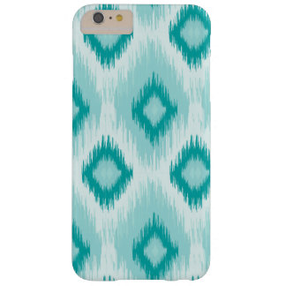 Blaue quatrefoil iPhone 6 Plusfall Barely There iPhone 6 Plus Hülle