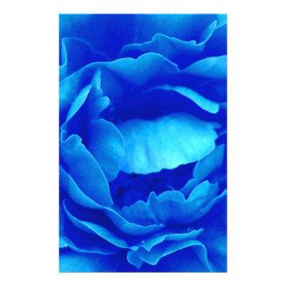 Blaue Rose Individuelle Druckpapiere