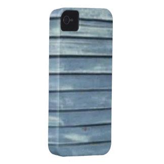 Blaue Schindel iPhone 4 Cover