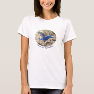 Blaue Starfish T-Shirt