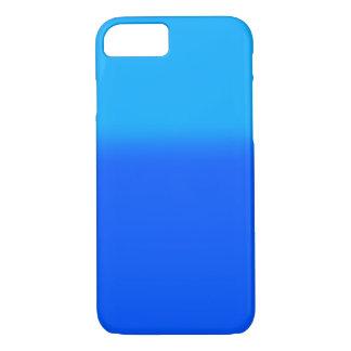Blaue Steigung iPhone 8/7 Hülle