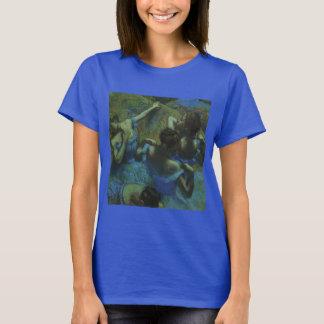 Blaue Tänzer durch Edgar entgasen, Vintager T-Shirt