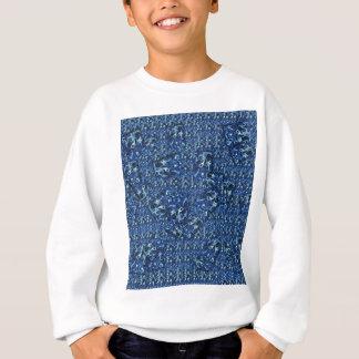 Blaue Tinte Sweatshirt
