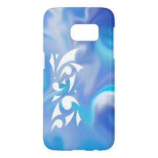 Blaue Träume (Samsung-Galaxie S7)