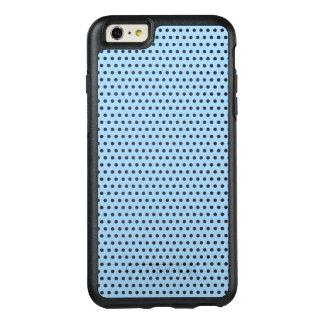 Blaue Tupfen OtterBox iPhone 6/6s Plus Hülle