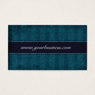 Blaue und dunkle lila visitenkarte