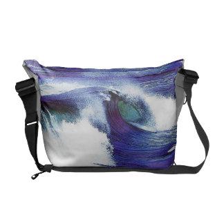 Blaue Welle Kurier Taschen