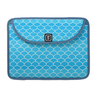 Blaue Welle MacBook Pro Sleeve