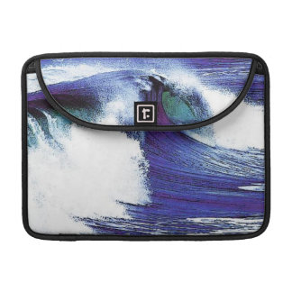 Blaue Welle MacBook Pro Sleeve