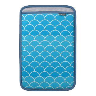 Blaue Welle MacBook Sleeve