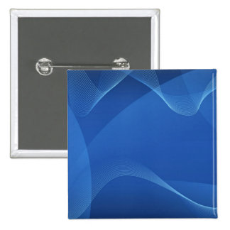 Blaue Wellen Anstecknadel