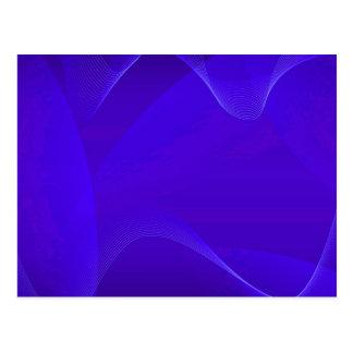 Blaue Wellen Postkarten