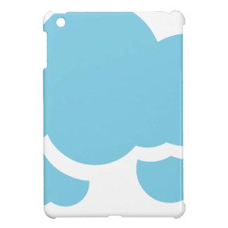 Blaue Wolken iPad Mini Hülle