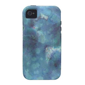 Blaue Zusammenfassung Case-Mate iPhone 4 Hüllen