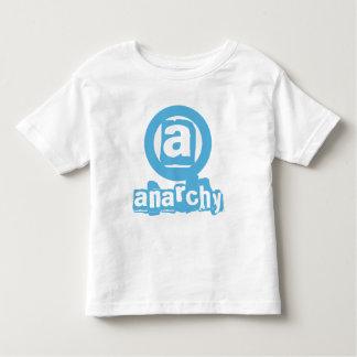 Blauer Anarchie-T - Shirt