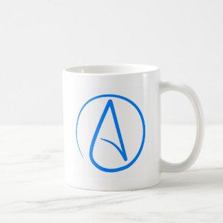 Blauer Atheist A