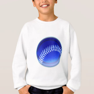 Blauer Ball Sweatshirt