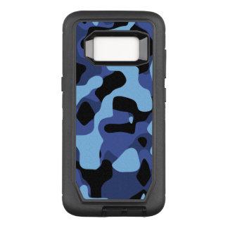 Blauer Camouflage OtterBox Samsung OtterBox Defender Samsung Galaxy S8 Hülle