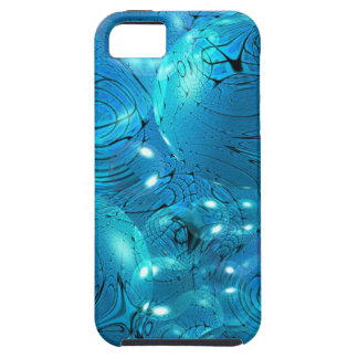 Blauer Entwurf iPhone 5 Kasten iPhone 5 Etuis