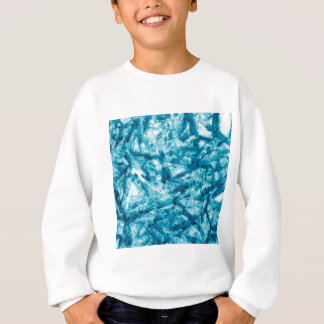 blauer Felsen des Ruhmes Sweatshirt