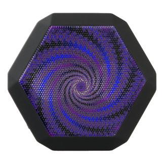 Blauer Fraktal-Strudel Bluetooth Lautsprecher