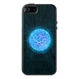 Blauer gefrorener Planet OtterBox iPhone 5/5s/SE Hülle