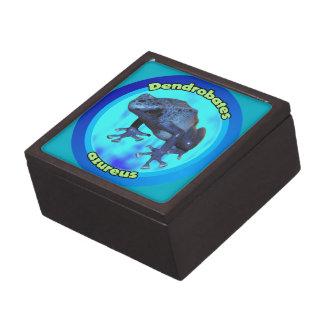Blauer Giftpfeilfrosch Schachtel