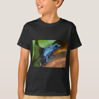 blauer Giftpfeilfrosch T-Shirt