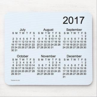 Blauer Großdruck-Kalender 2017 Alices durch Janz Mauspads