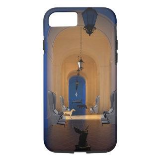 Blauer Hall iPhone 8/7 Hülle