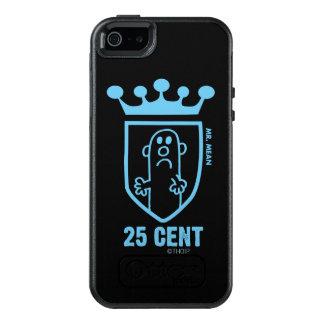 Blauer Herr Mean Crest u. Krone OtterBox iPhone 5/5s/SE Hülle