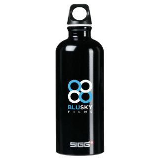 Blauer Himmel filmt Sigg Wasser-Flasche Wasserflasche