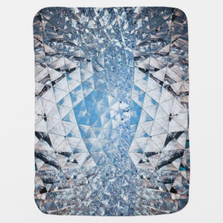 Blauer Himmel in den cristals Puckdecke