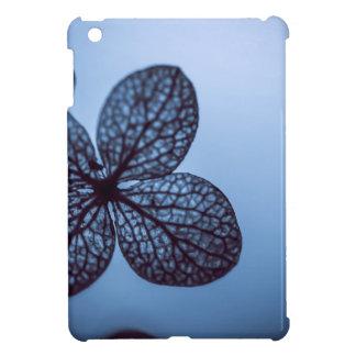 Blauer Hydrangea iPad Mini Hülle