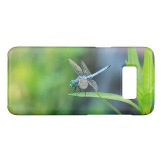 Blauer Kasten Libellen-Samsung-Galaxie S8 Case-Mate Samsung Galaxy S8 Hülle
